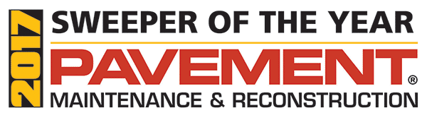 2017 Sweeper of the Year - Pavement Maintenance & Reconstruction