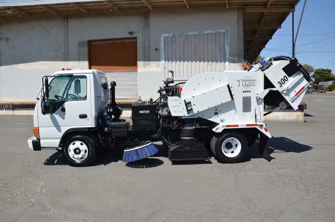 Street, Parking Lot & Construction Sweeper Sales