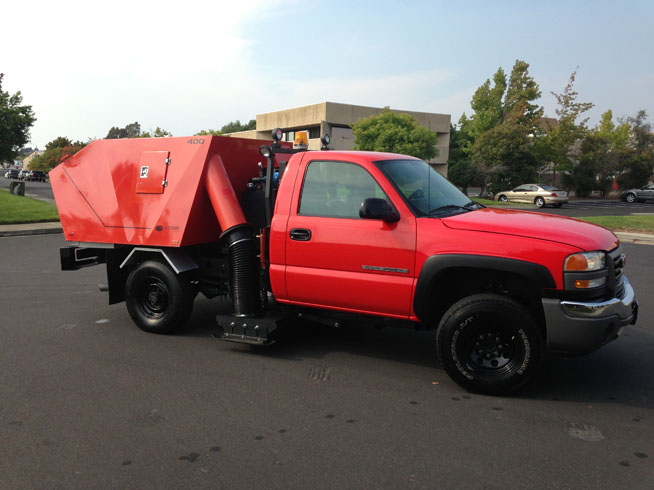 2005 Nite Hawk 400 Dx Street Sweeping Equipment Sales