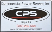 Commercial Power Sweep CPS Logo