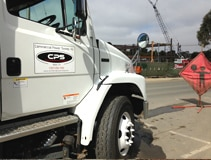 Commercial Power Sweep CPS Sweeping Truck
