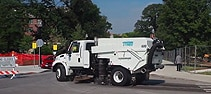 Municipal Street Sweeping Services