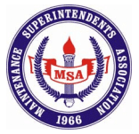 MSA Maintenance Superintendents Association Logo