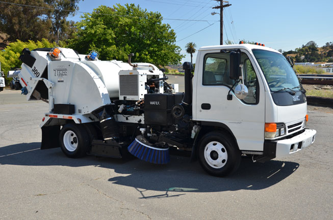 2000 Tymco 300 Street Sweeping Equipment Sales Amp Rental