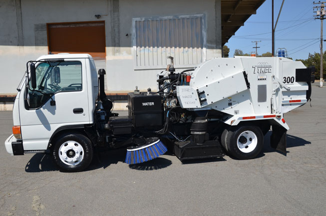 2000 Tymco 300 Street Sweeping Equipment Sales Amp Rental