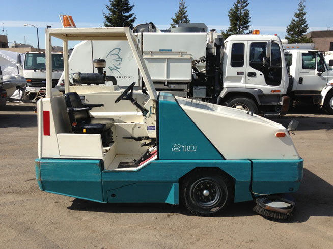 Street Parking Lot Amp Construction Sweeper Sales